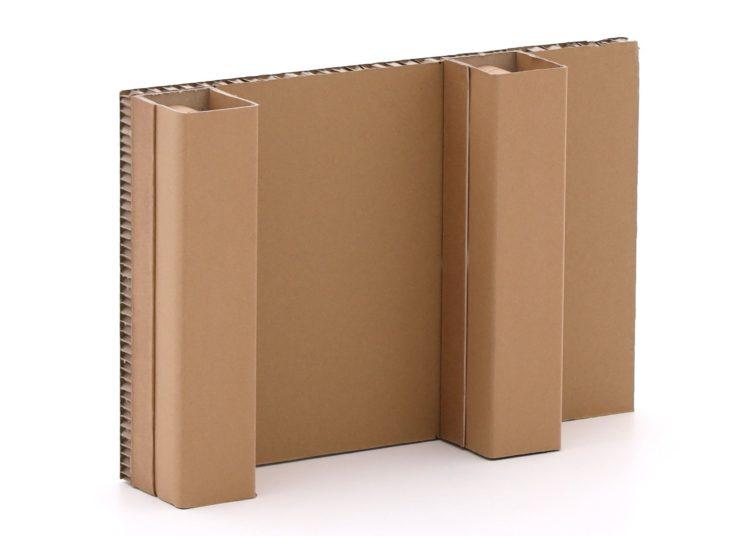 400x600 kartonnen pallet 2-weg