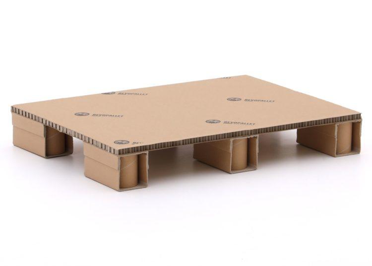 800x600 kartonnen pallet 4-weg