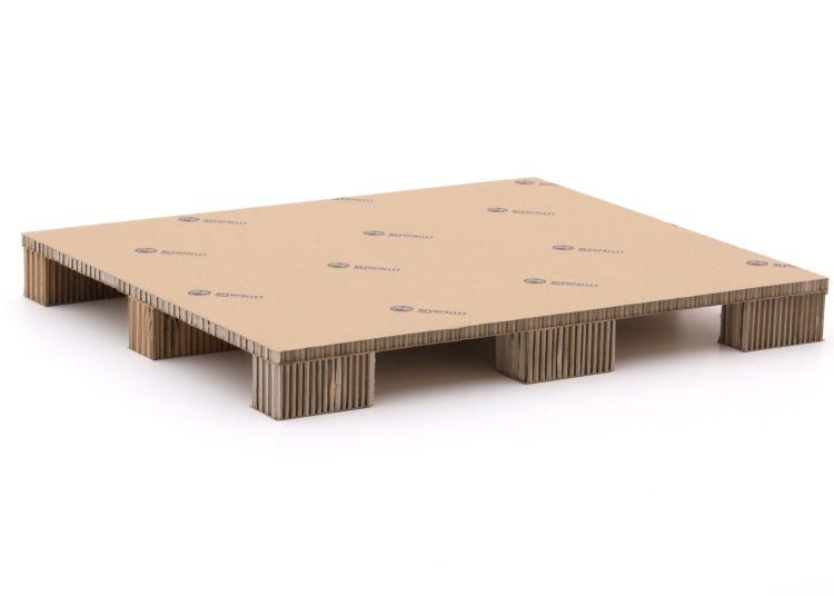 1000 x 1200 kartonnen pallet