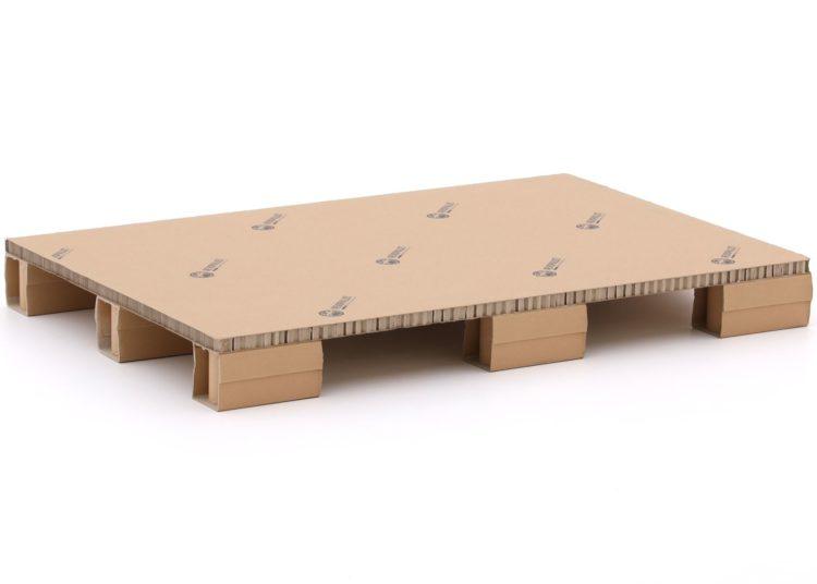 800x1200 kartonnen pallet 4-weg