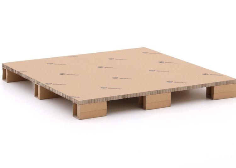 1200x1200 kartonnen pallet 4-weg