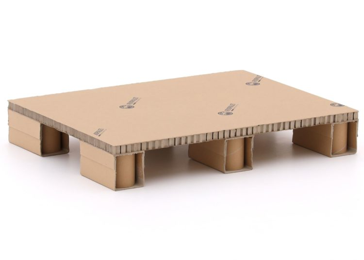 600x800 kartonnen pallet 4-weg
